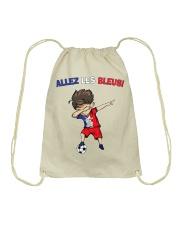 ALLEZ LES BLEUS Drawstring Bag thumbnail
