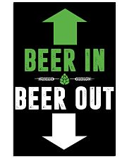 BEER IN BEER OUT 11x17 Poster thumbnail