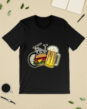 Beer bycicle Classic T-Shirt lifestyle-mens-crewneck-front-19