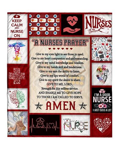 A Nurse Prayer