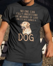 The Meaning of Love Classic T-Shirt apparel-classic-tshirt-lifestyle-28