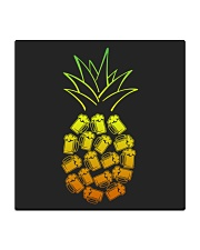 PINEAPPLE BEER Square Coaster thumbnail