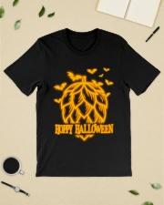 HOPPY HALLOWEEN Classic T-Shirt lifestyle-mens-crewneck-front-19
