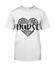 Heart Nurse Classic T-Shirt thumbnail