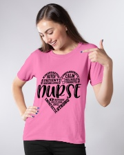 Heart Nurse Ladies T-Shirt apparel-ladies-t-shirt-lifestyle-front-09