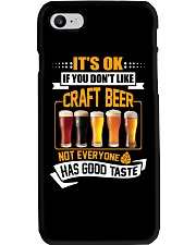 IF YOU DON'T LIKE CRAFT BEER Phone Case tile