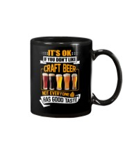 IF YOU DON'T LIKE CRAFT BEER Mug tile