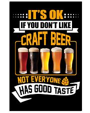 IF YOU DON'T LIKE CRAFT BEER 11x17 Poster thumbnail