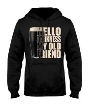 Hello Darkness my old friend Hooded Sweatshirt thumbnail