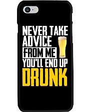 You'll End Up Drunk Phone Case thumbnail