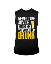 You'll End Up Drunk Sleeveless Tee thumbnail