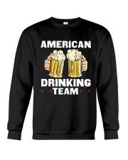 American Drinking Team Crewneck Sweatshirt thumbnail
