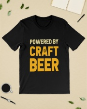 POWERED BY CRAFT BEER Classic T-Shirt lifestyle-mens-crewneck-front-19