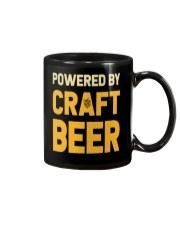POWERED BY CRAFT BEER Mug thumbnail