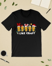 I like craft Classic T-Shirt lifestyle-mens-crewneck-front-19