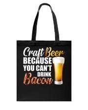 Craft Beer Tote Bag thumbnail