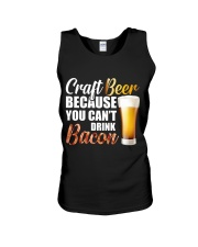Craft Beer Unisex Tank thumbnail