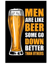 MEN ARE LIKE BEER SOME GO DOWN BETTER THAN OTHERS 11x17 Poster thumbnail