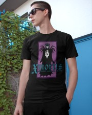 Xmortis Über 2019 Tees Classic T-Shirt apparel-classic-tshirt-lifestyle-17