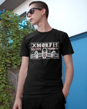 XMORTIS - TwitchMortis Fundraiser Classic T-Shirt apparel-classic-tshirt-lifestyle-17