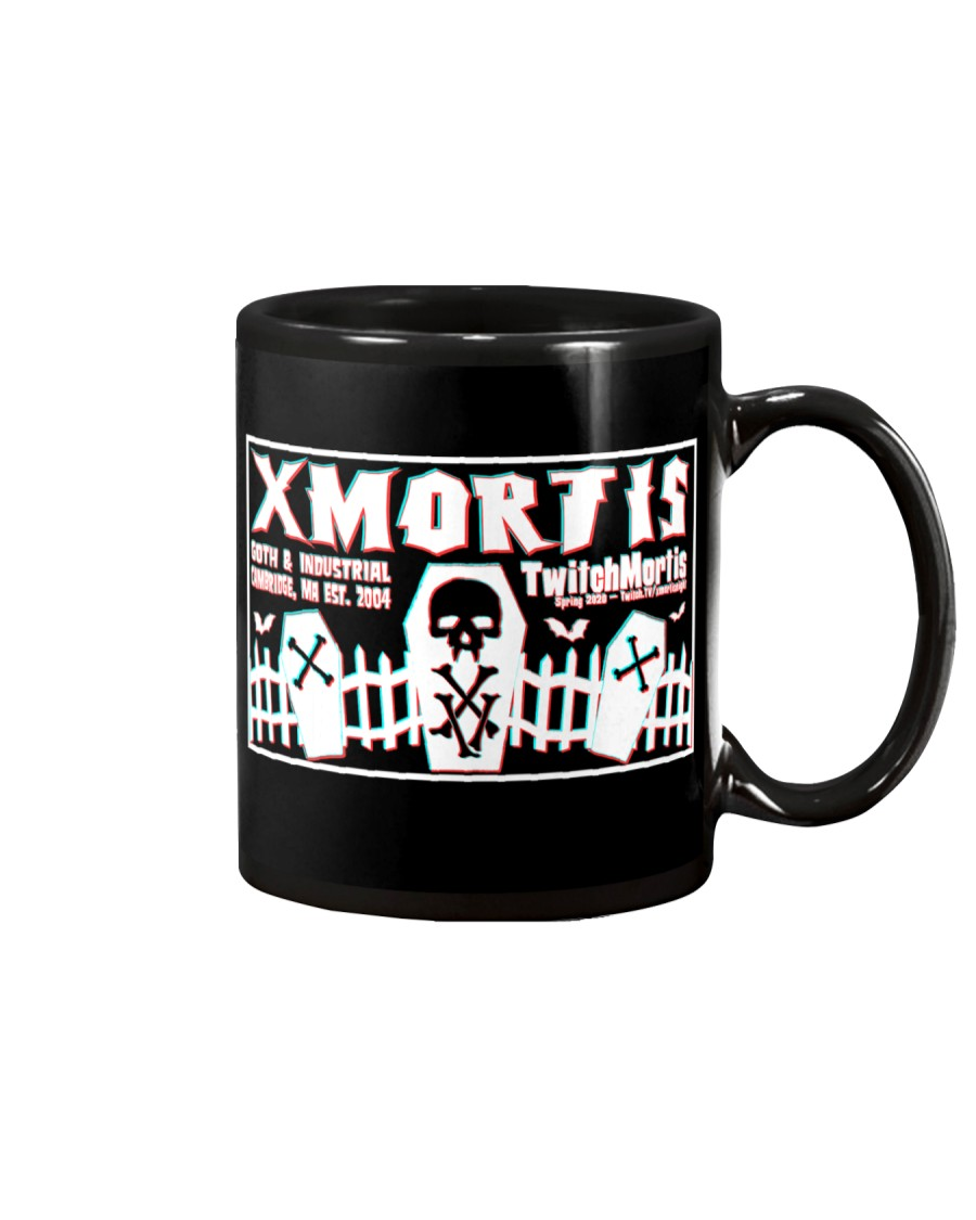 XMORTIS - TwitchMortis Fundraiser Mug