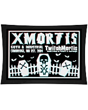 """XMORTIS - TwitchMortis Fundraiser Wall Tapestry - 36"""" x 26"""" thumbnail"""