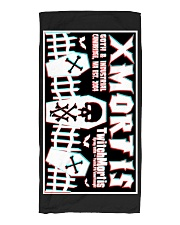XMORTIS - TwitchMortis Fundraiser Beach Towel thumbnail
