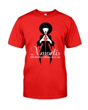 Xmortis Vampy Valentines 2020 MERCH Classic T-Shirt front