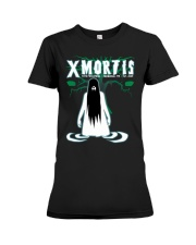 Xmortis Swamp Witch Tees Premium Fit Ladies Tee front