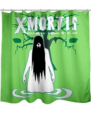 Xmortis Swamp Witch Tees Shower Curtain thumbnail