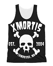 Xmortis Tees All-over Unisex Tank thumbnail