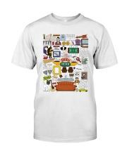 CENTRAL PERK Classic T-Shirt thumbnail