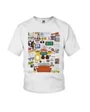 CENTRAL PERK Youth T-Shirt thumbnail