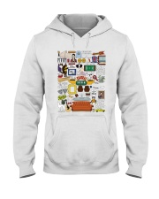 CENTRAL PERK Hooded Sweatshirt thumbnail