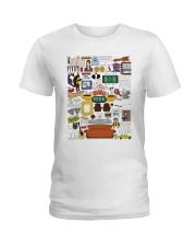 CENTRAL PERK Ladies T-Shirt thumbnail