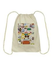 CENTRAL PERK Drawstring Bag thumbnail