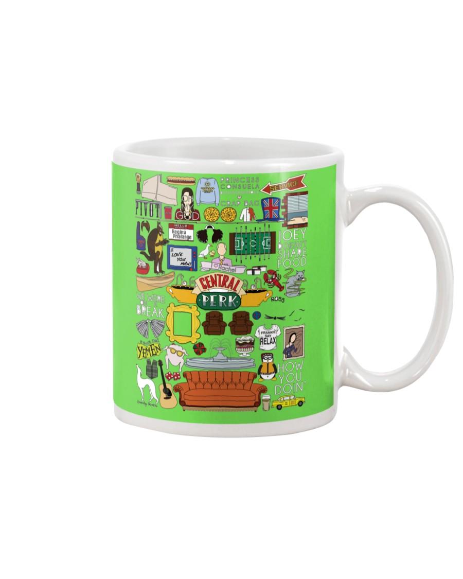 CENTRAL PERK Mug
