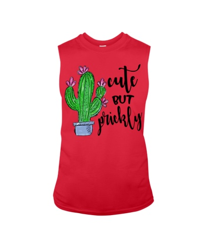 Cute but Prickly