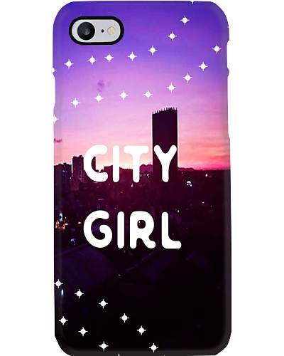 CIty Girl Phone Case