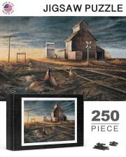 Prairie Skyline revised 250 Piece Puzzle (horizontal) aos-jigsaw-puzzle-250-pieces-horizontal-lifestyle-front-25