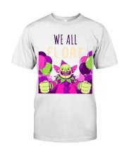 WE ALL FLOAT - CIRCUS CLOWN SCARY  Premium Fit Mens Tee thumbnail