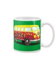peace mug Mug front