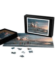The Beautiful America  250 Piece Puzzle (horizontal) aos-jigsaw-puzzle-250-pieces-horizontal-front-07