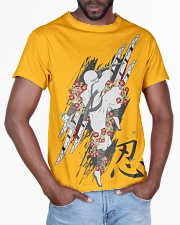 NINJA MARTIAL ARTS All-over T-Shirt aos-all-over-T-shirt-lifestyle-front-03