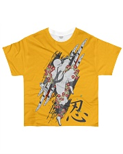 NINJA MARTIAL ARTS All-over T-Shirt front