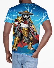 SAMURAI PANDA All-over T-Shirt aos-all-over-T-shirt-lifestyle-back-03