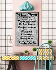 Family Rules - 1 DAY LEFT 24x36 Poster lifestyle-poster-6