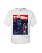 Vintage King Kong t-shirt skull island t-shirt Youth T-Shirt thumbnail