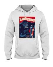 Vintage King Kong t-shirt skull island t-shirt Hooded Sweatshirt thumbnail