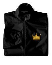 Biggie Crown Jacket Lightweight Jacket garment-embroidery-jacket-lifestyle-08